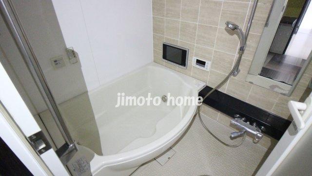 【浴室】ラグジェリア立売堀