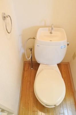 【トイレ】サングリーン