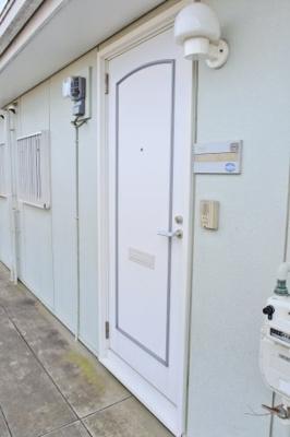 【玄関】サングリーン