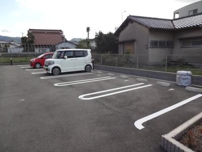 【駐車場】レジデンスひかり