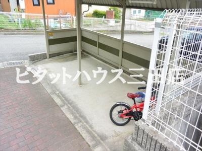 【駐車場】サニーヒル大歳B