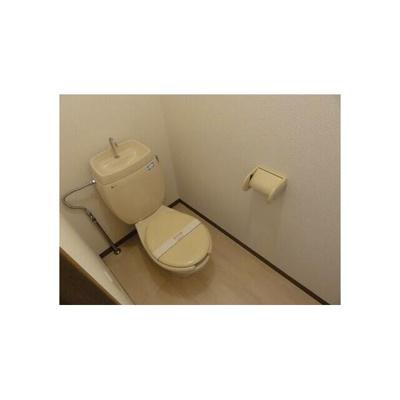 ドゥリームアイ・エスのトイレ