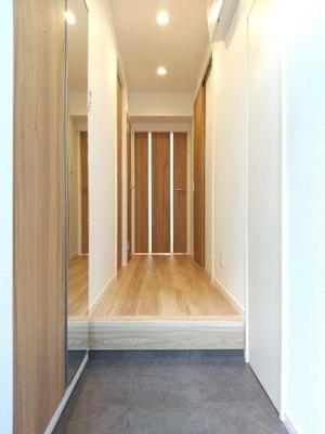 【浴室】トーカンマンション大島B棟 2階 リノベーション済
