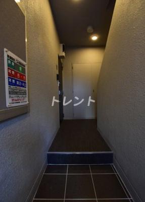 【ロビー】小石川ベイシス【KOISHIKAWA BASIS】