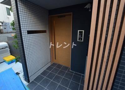 【エントランス】小石川ベイシス【KOISHIKAWA BASIS】