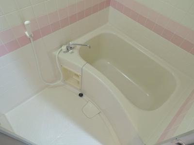 【浴室】奥田ハイツⅢ
