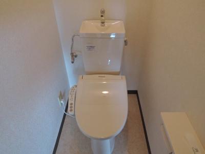 【トイレ】奥田ハイツⅢ