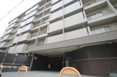 シンプルがきれい。シンプル住みやすい。昭和の楽しく素敵な時代を思わせる雰囲気を残しながらも清潔に保たれたマンションです。