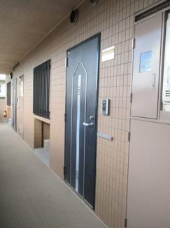 モナーク北越谷 中古マンション ●共用廊下
