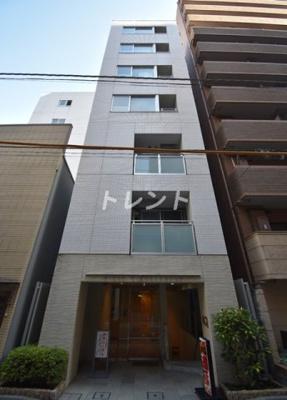 【外観】銀座二丁目レジデンス