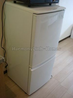 アベニティーⅡのミニ冷蔵庫スペース(家具・家電はサンプルです)☆