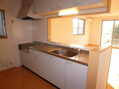 【キッチン】ベルホワイトC