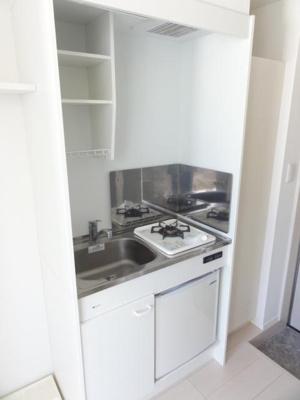 【キッチン】ファーストハウス北新宿