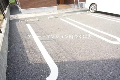 【駐車場】グレイスハナⅡ