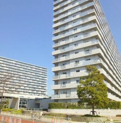 【外観】ソラネットシティ 最上階 空室 平成17年築