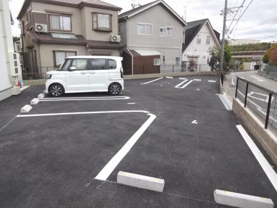 【駐車場】たけのこハイム