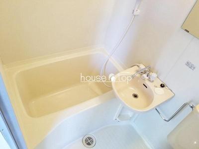【浴室】ルベラージュ甲子園