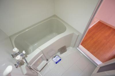 【浴室】ラ・ポーエあき