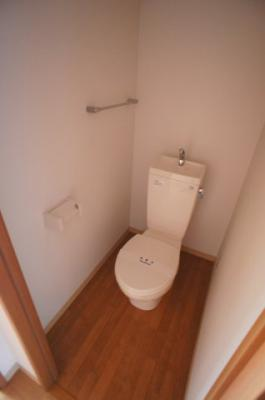 【トイレ】ラ・ポーエあき
