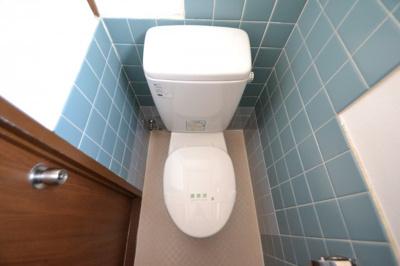 【トイレ】シャトレー六甲