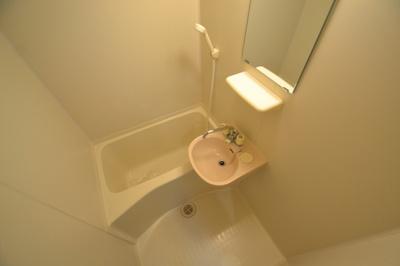 【浴室】ロジュマン六甲