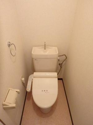 【トイレ】マンションたむかい