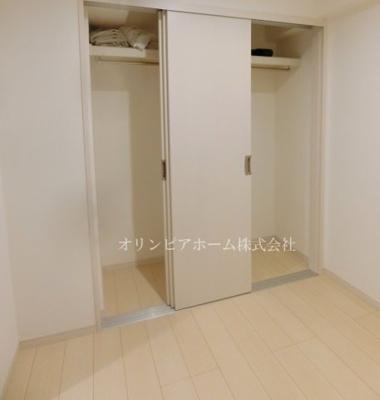【収納】新大橋永谷マンション 3階 空室 美室