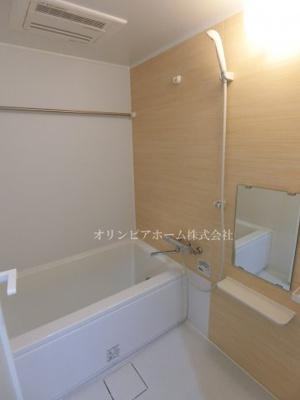 【浴室】新大橋永谷マンション 3階 空室 美室