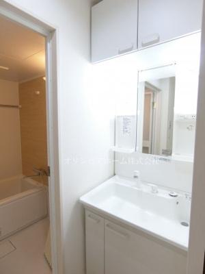 【独立洗面台】新大橋永谷マンション 3階 空室 美室