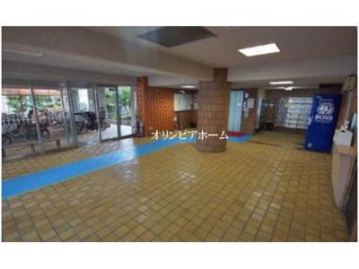 【エントランス】新大橋永谷マンション 3階 空室 美室