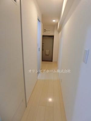 【玄関】新大橋永谷マンション 3階 空室 美室