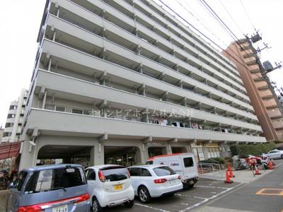 【外観】新大橋永谷マンション 3階 空室 美室