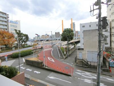 【展望】新大橋永谷マンション 3階 空室 美室