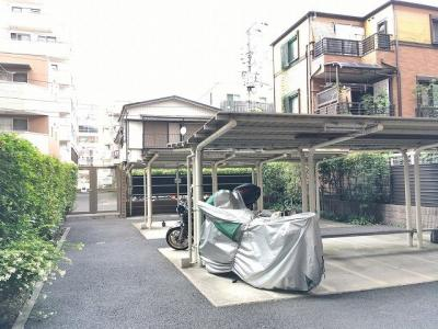 【駐車場】レジディア木場