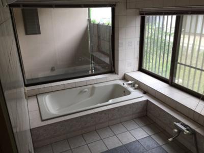 【浴室】藤岡市下栗須の中古戸建