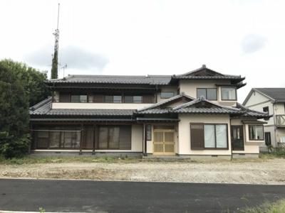 【外観】藤岡市下栗須の中古戸建