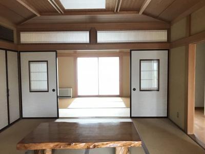 【和室】藤岡市下栗須の中古戸建