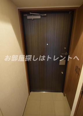 【玄関】ラグディア麻布十番