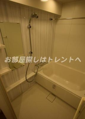 【浴室】ラグディア麻布十番
