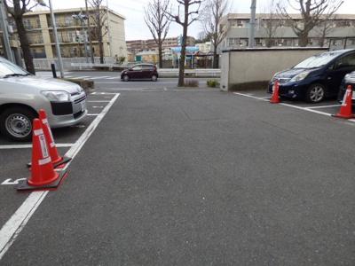 【駐車場】Navi2   スモッティー阪急茨木店