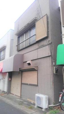 【外観】若柴石山邸