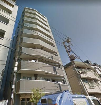 【外観】レヴィ亀戸 角 部屋 3面バルコニー 72.75平米 平成21年築