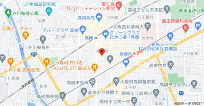 【地図】井上ビル