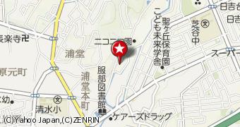 【地図】ノースヒルズ高槻