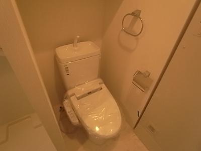 【トイレ】アドバンス三宮Ⅳルシール