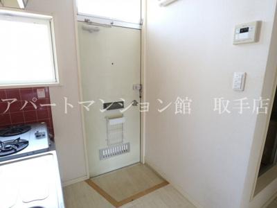 【玄関】新町第一グリーンコーポ