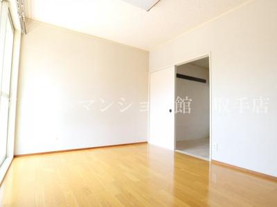 【居間・リビング】新町第一グリーンコーポ