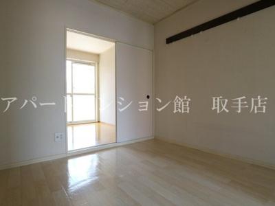 【寝室】新町第一グリーンコーポ