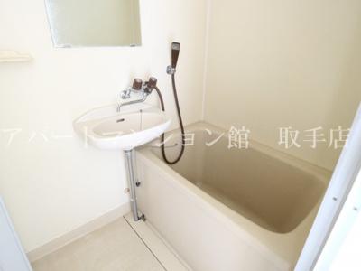 【浴室】新町第一グリーンコーポ