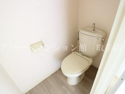【トイレ】新町第一グリーンコーポ